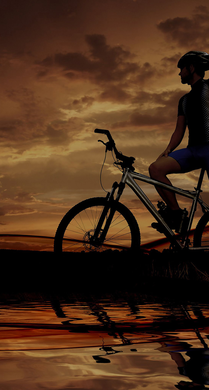 dusk, silhouette, vehicle, recreation, leisure, lifestyle, backlit, silhouetted, seated