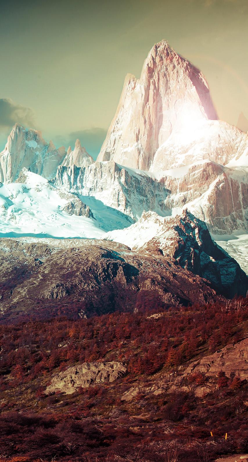 glacier, climb