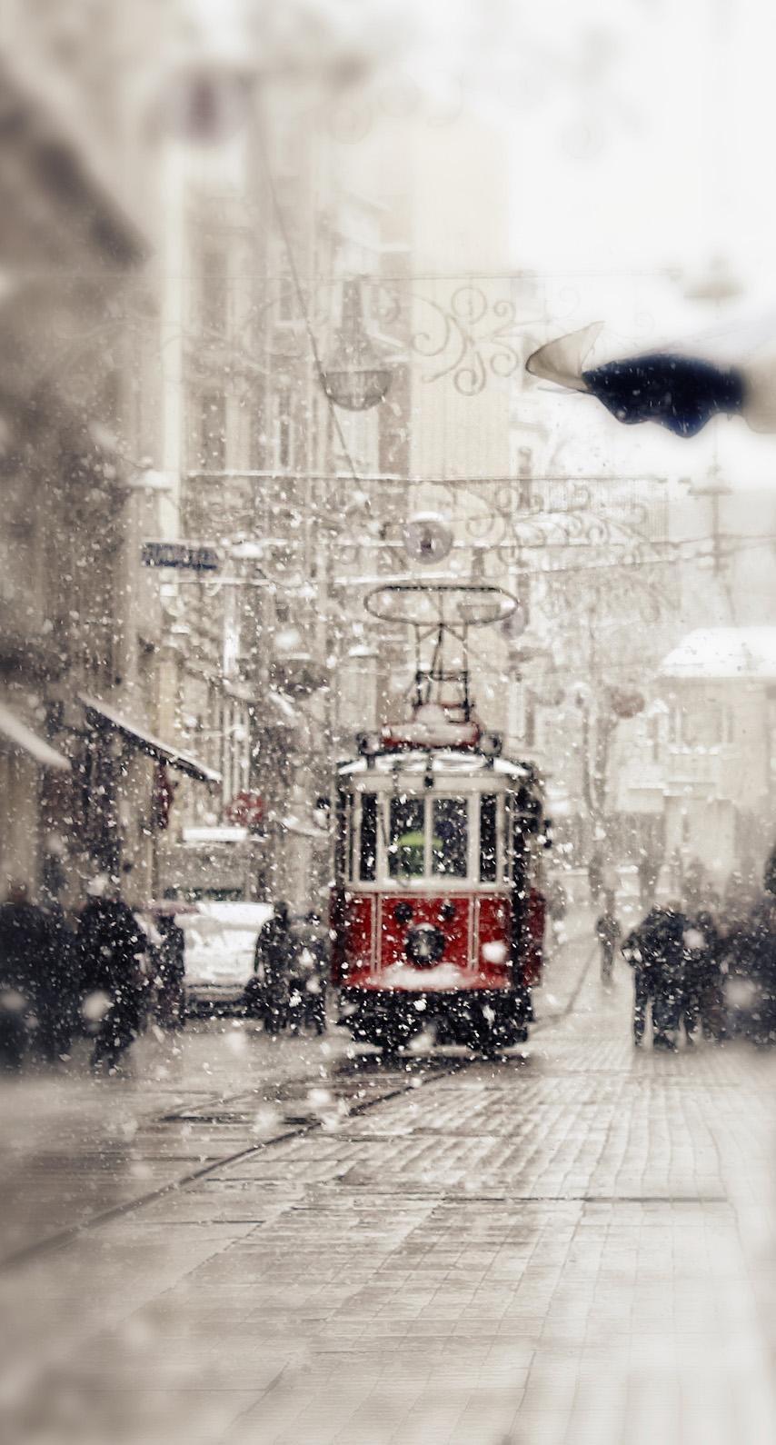 tramway, commuter