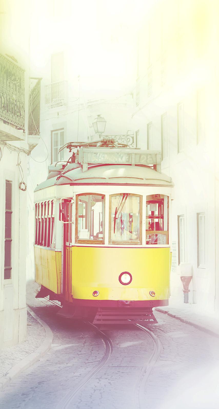 railroad track, tramway