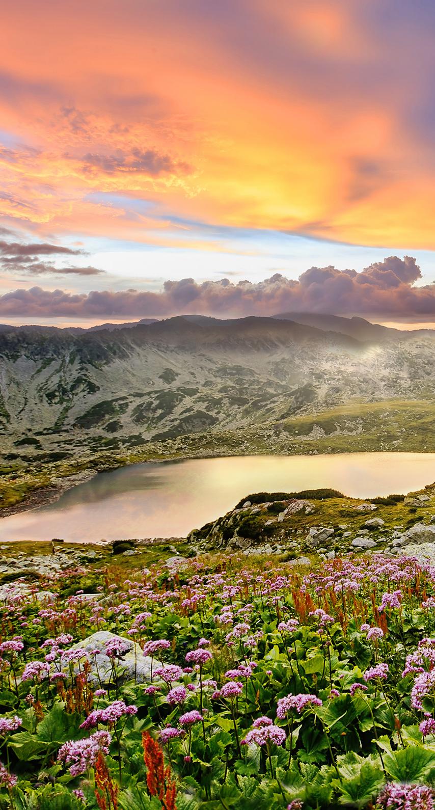 galaxy, fantasy, wild, summer, mountain, no person, dawn, cloud, outdoors, scenic, hill, sight, scenery
