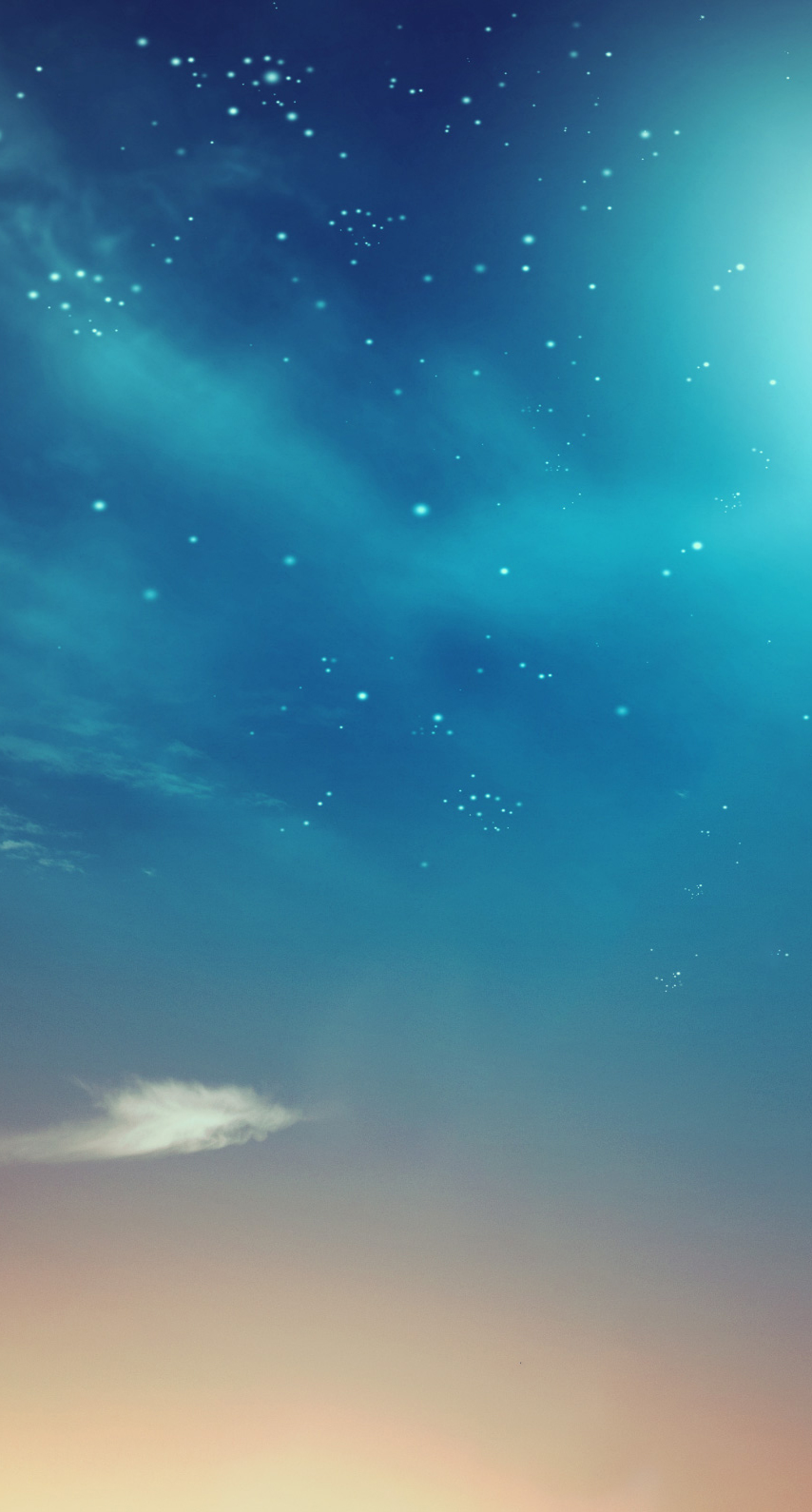 light, galaxy