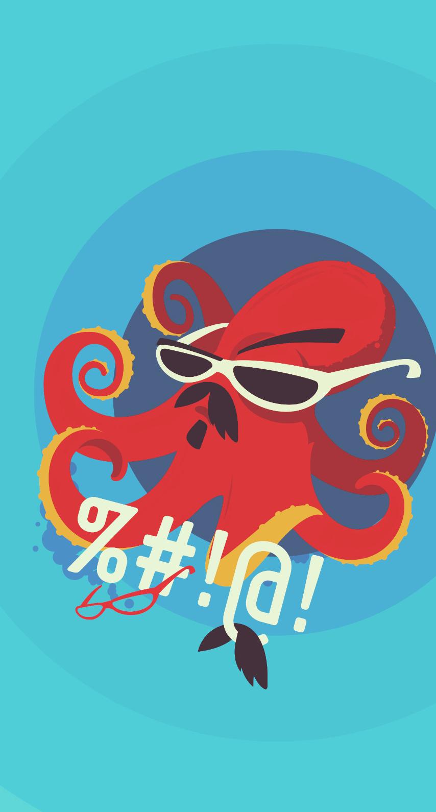 fictional character, cephalopod