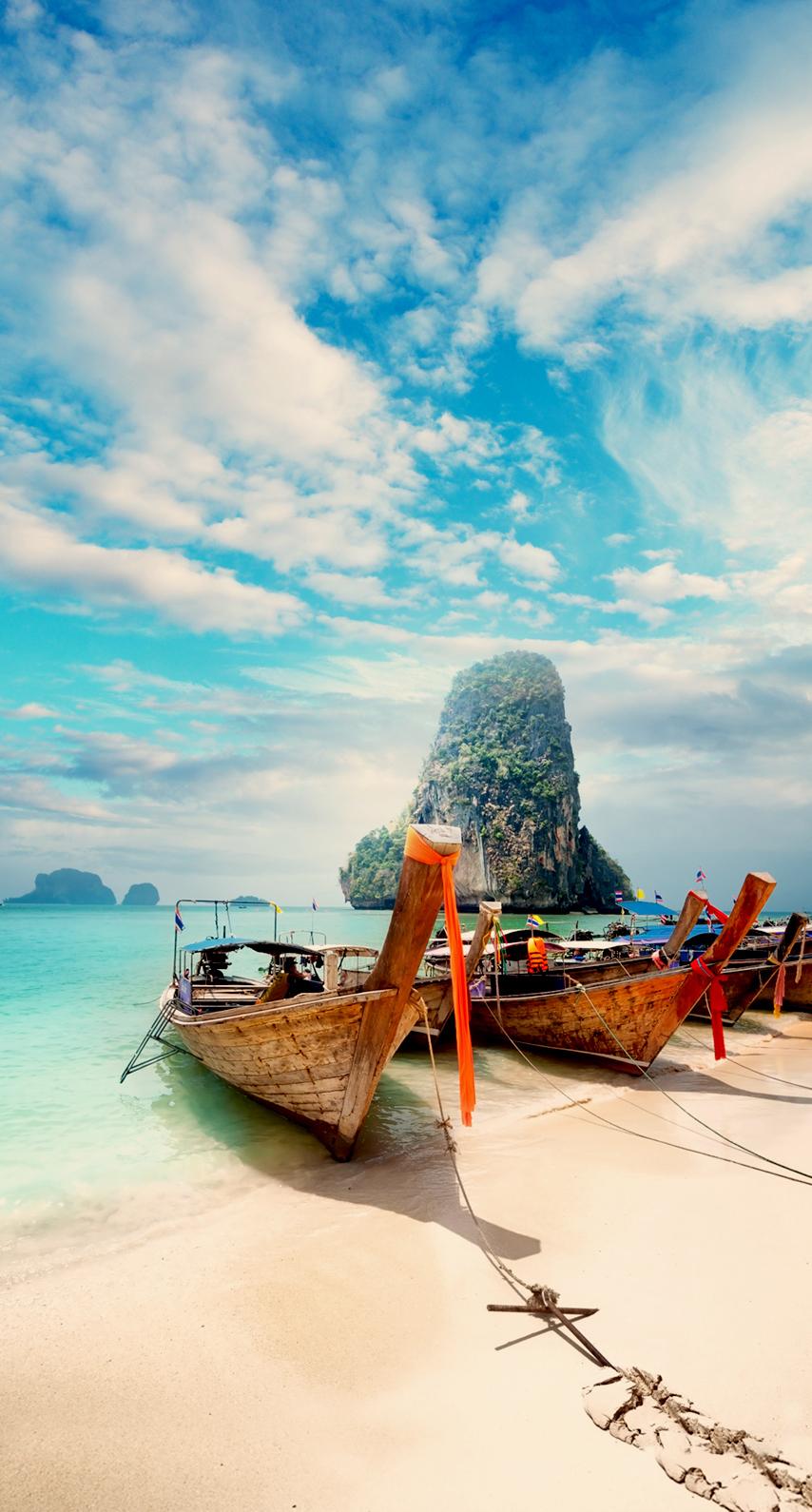 exotic, paradise