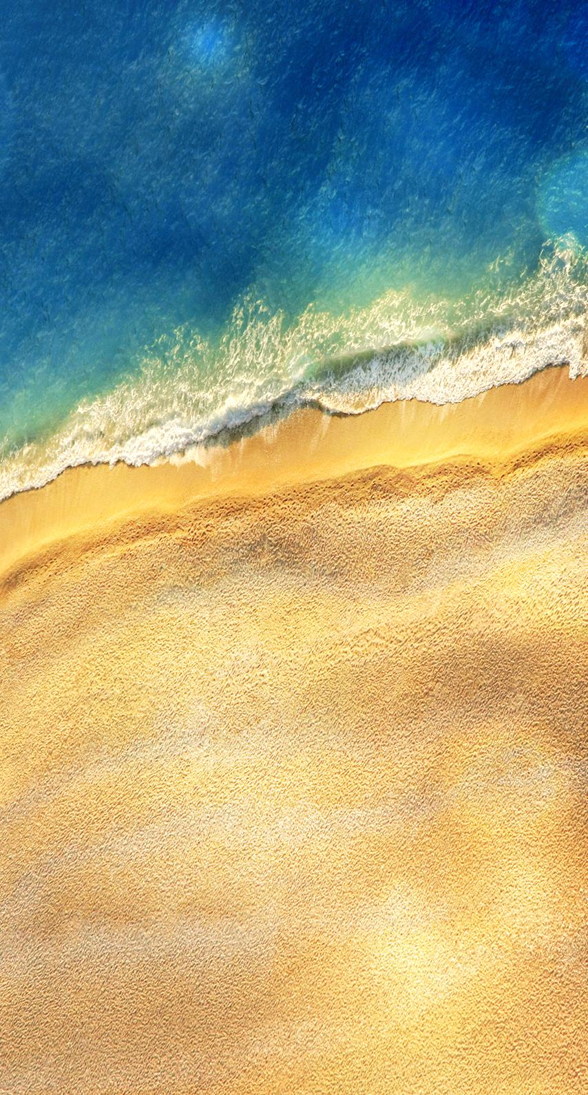 summer, sand