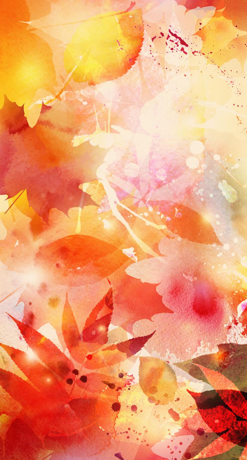 abstract, autumn