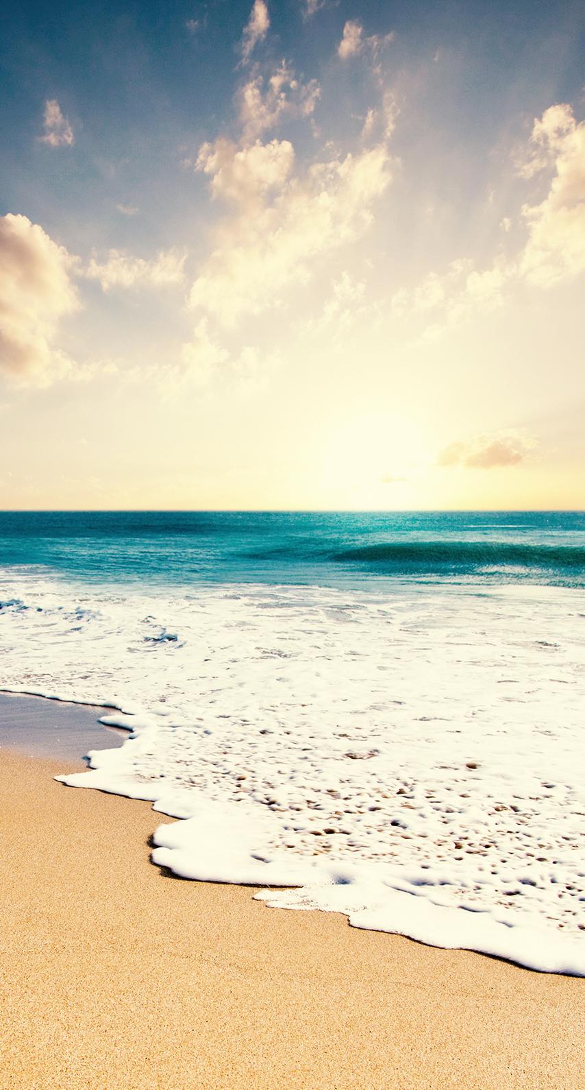 shore, summer