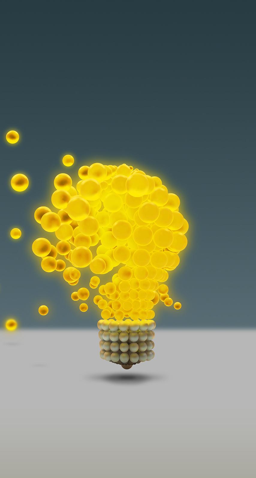 disjunct, bulb