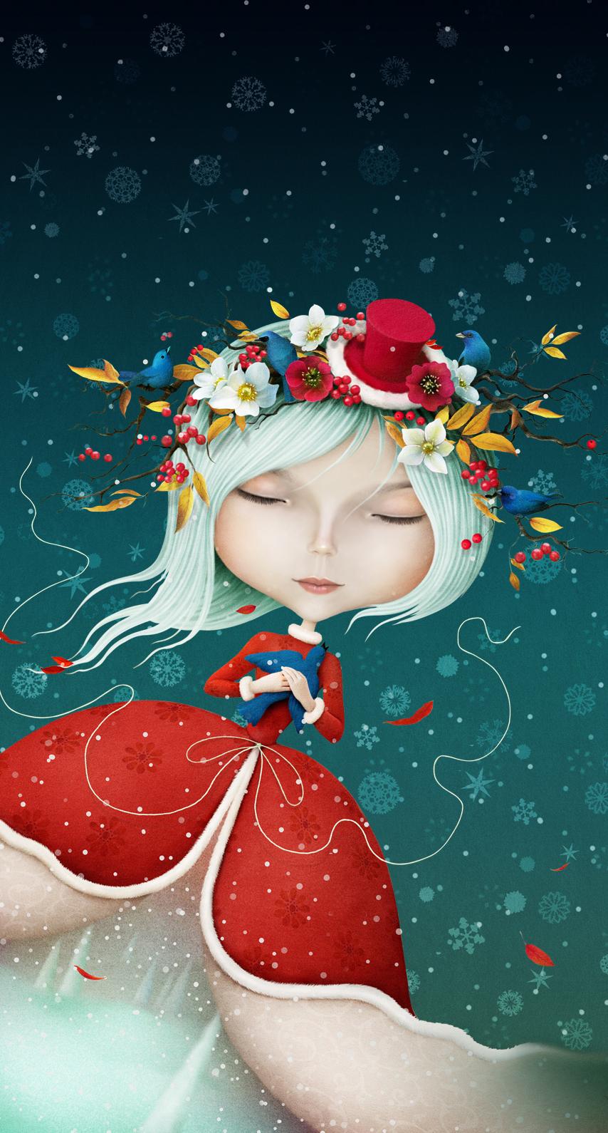face, fairy