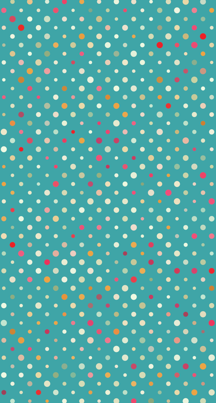 textile, confetti