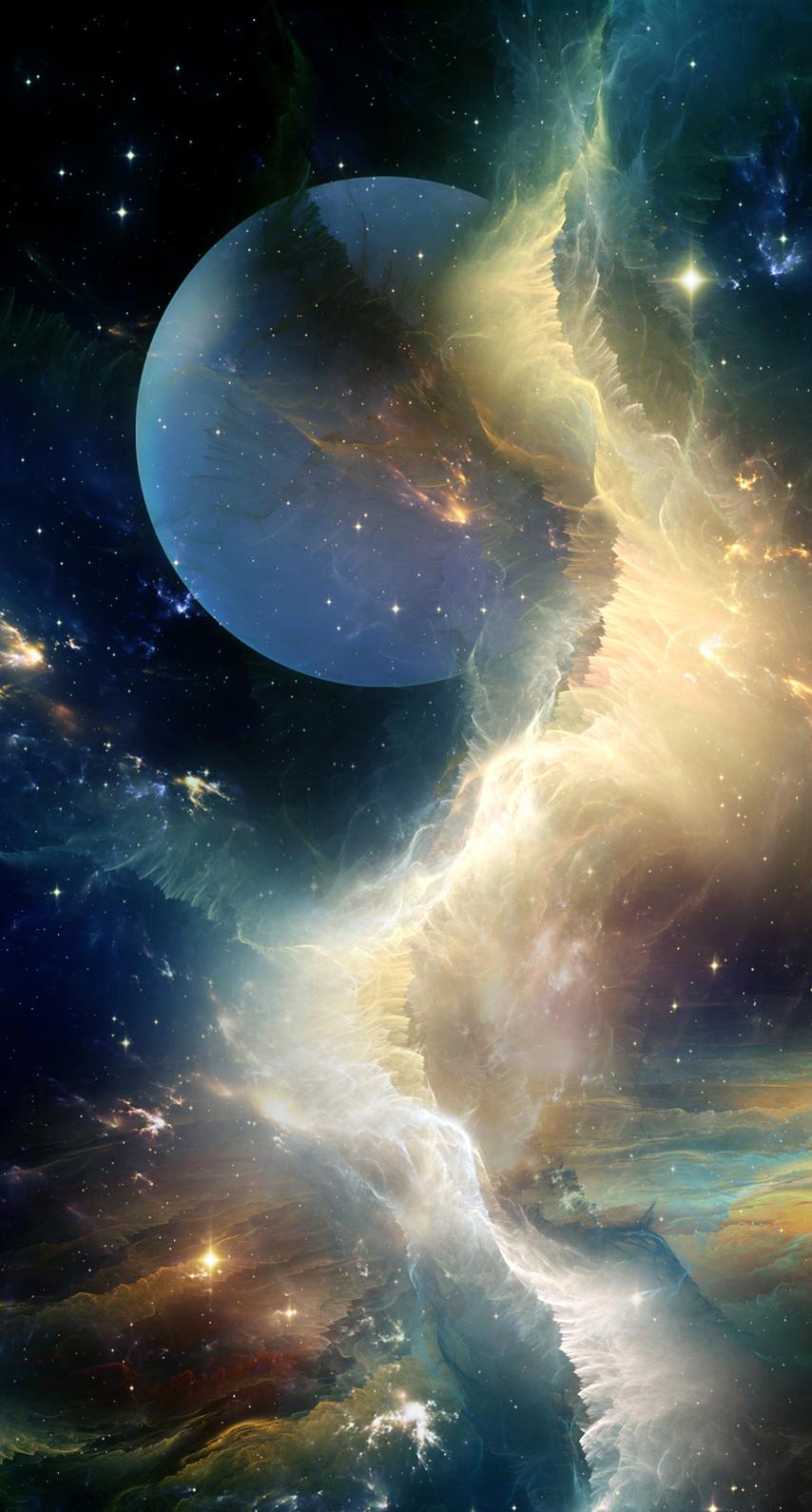 nebula, infinity, cosmos, constellation, ball-shaped, exploration, stellar, surreal, astrology