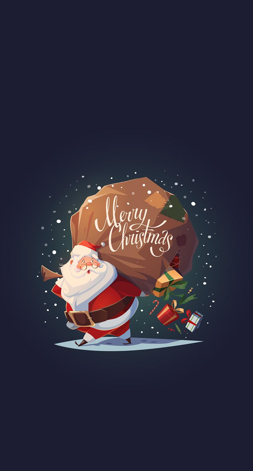 christmas, santa