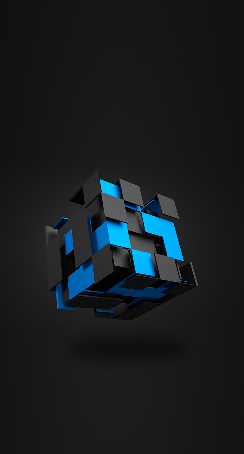 symbol, business, square, vector, conceptual, image, internet, shadow, connection, cube