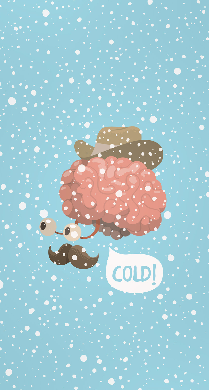 snowflake, brain