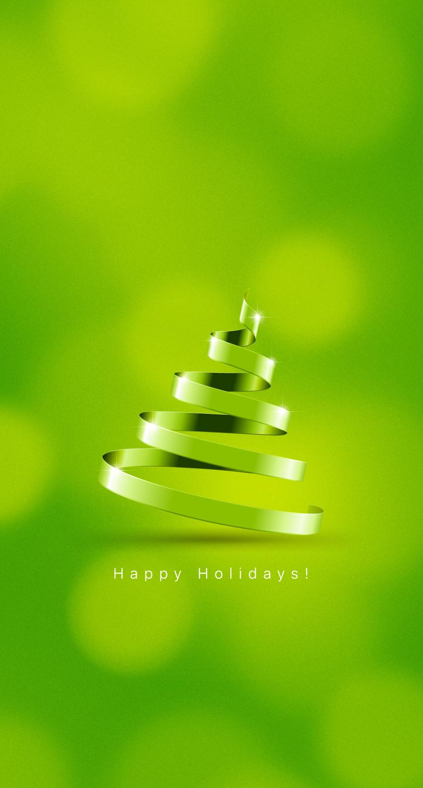 green, christmas