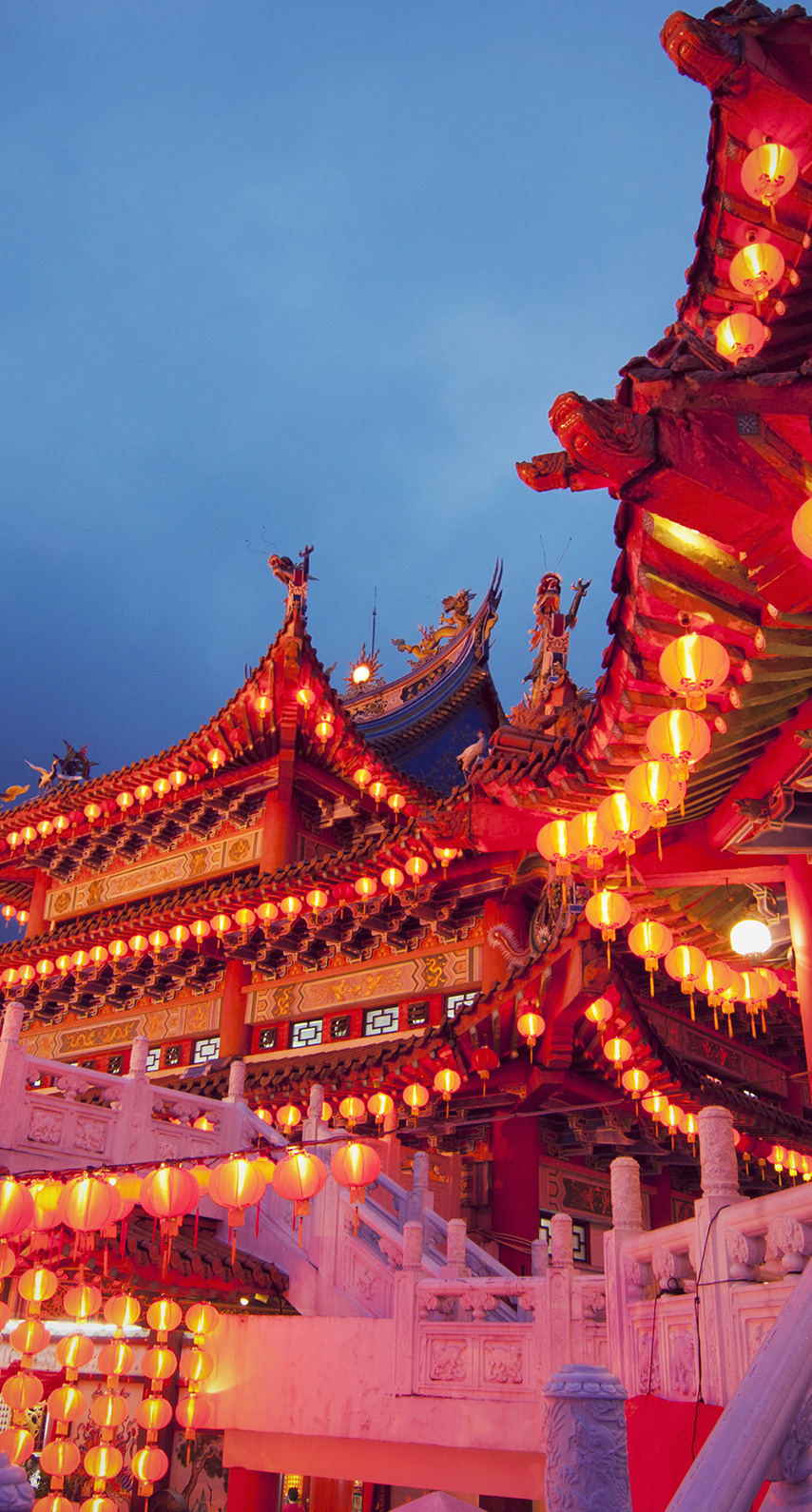 tourist attraction, chinese architecture