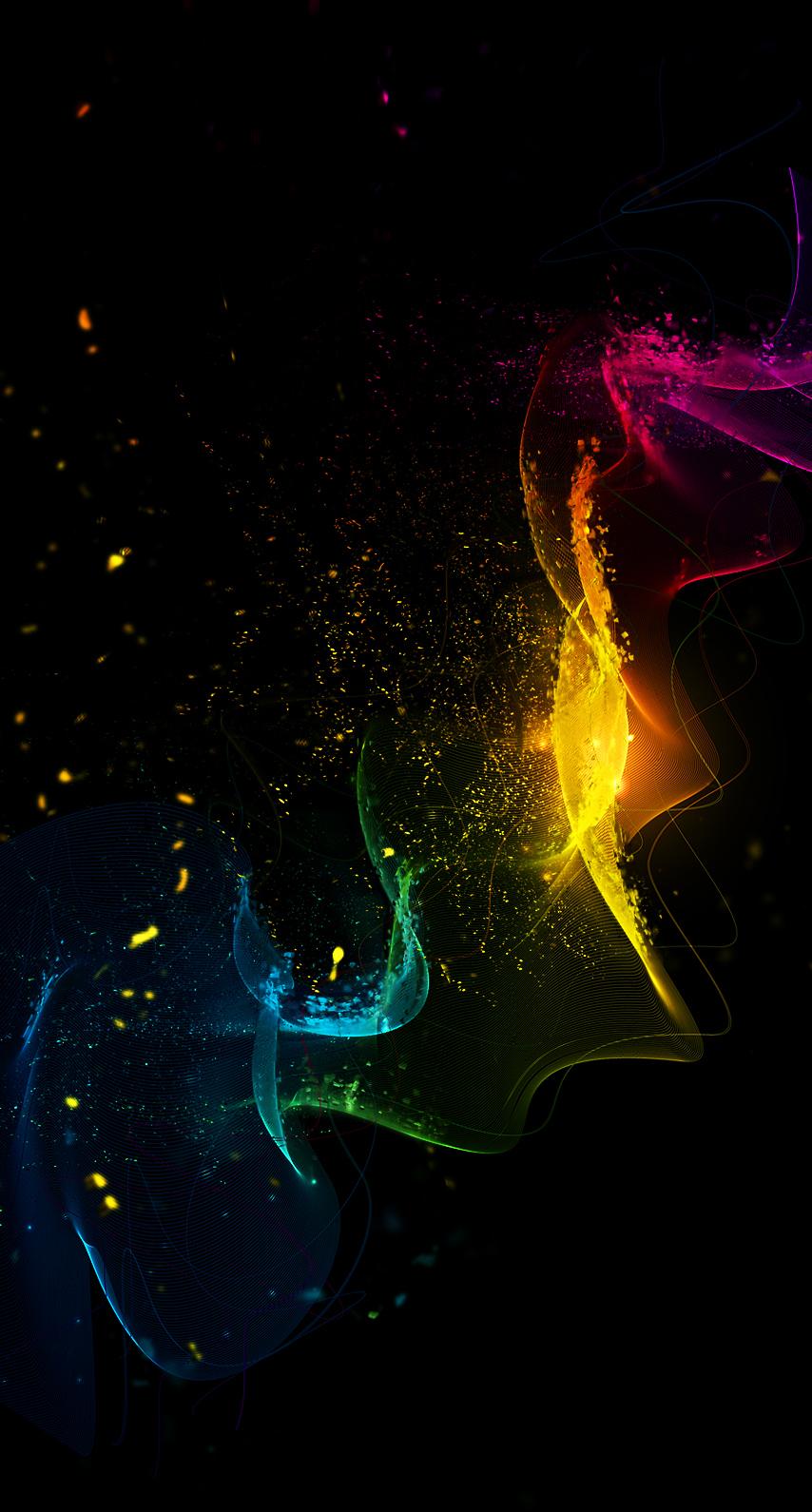 lights, art