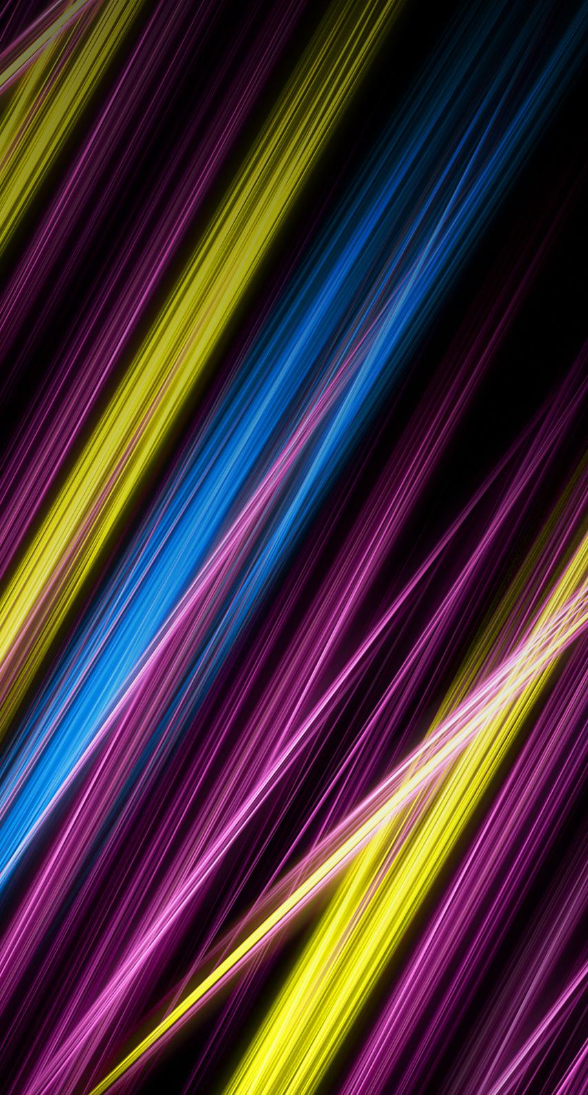 glowy, artistic
