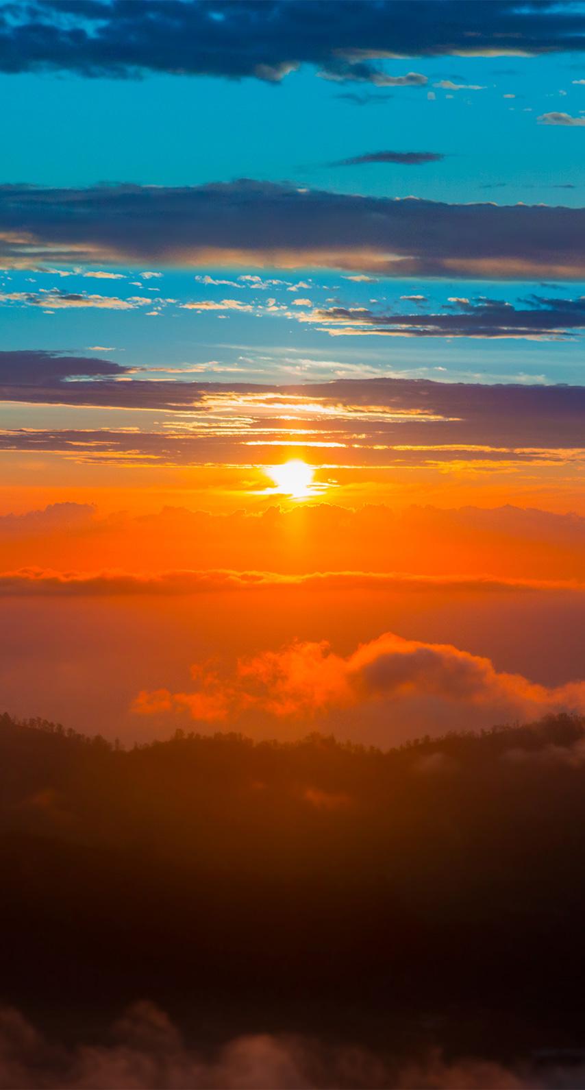 heaven, dawn