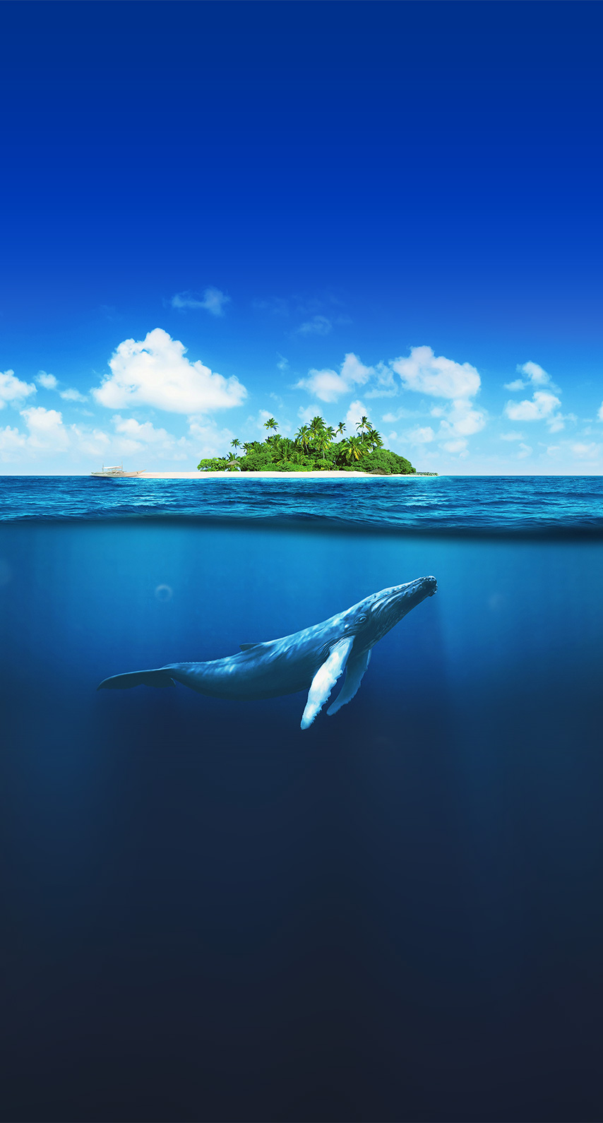 underwater, seascape