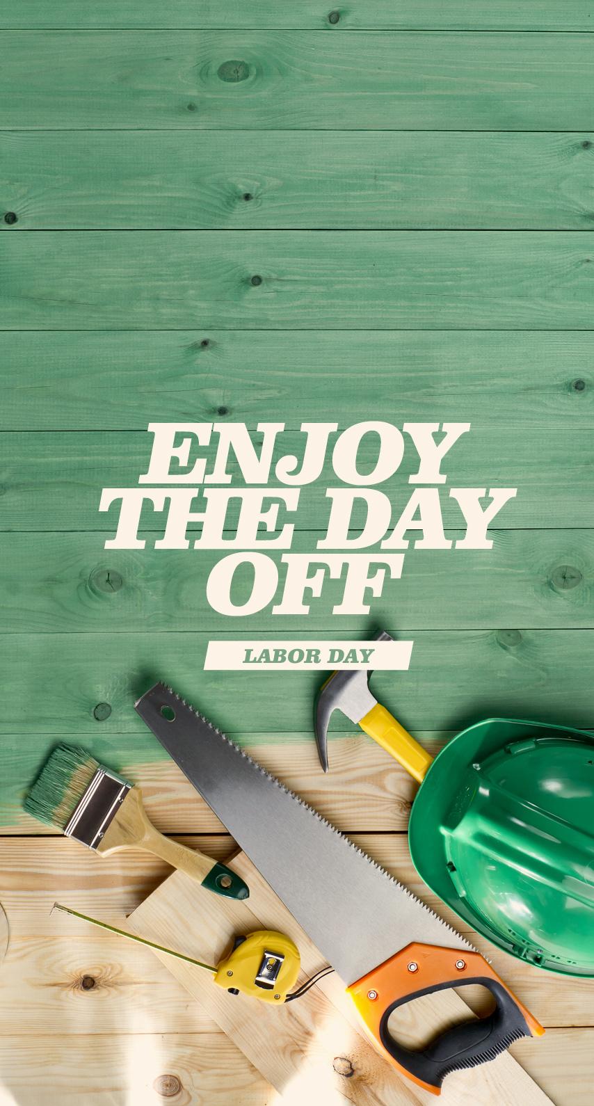 wood, labor day