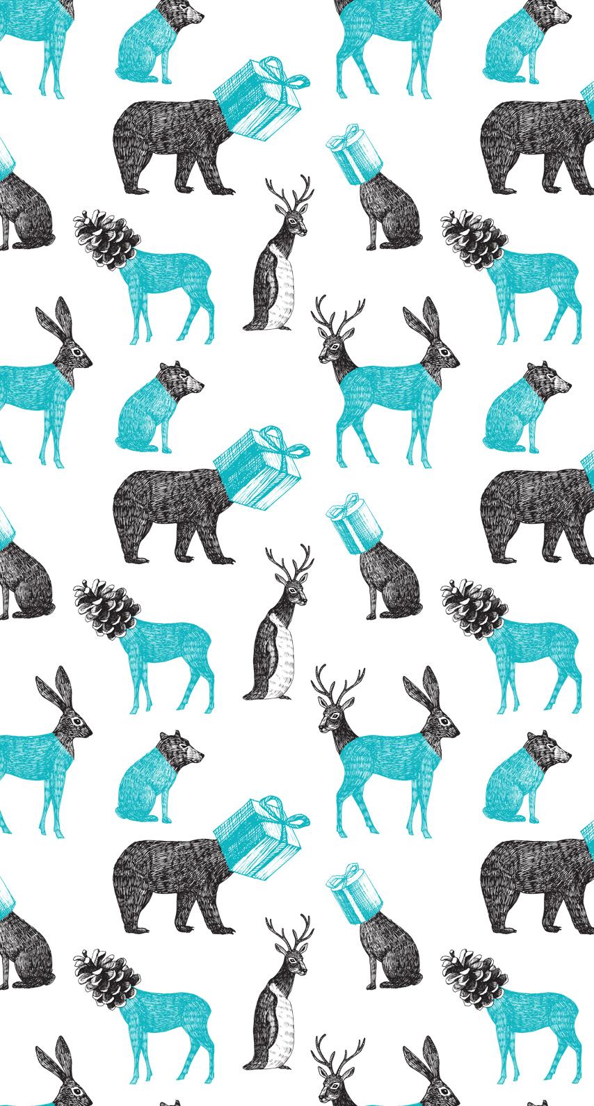 christmas, pattern