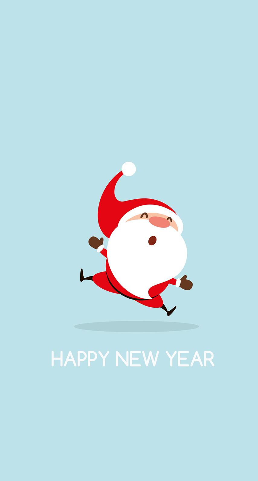 new year, santa