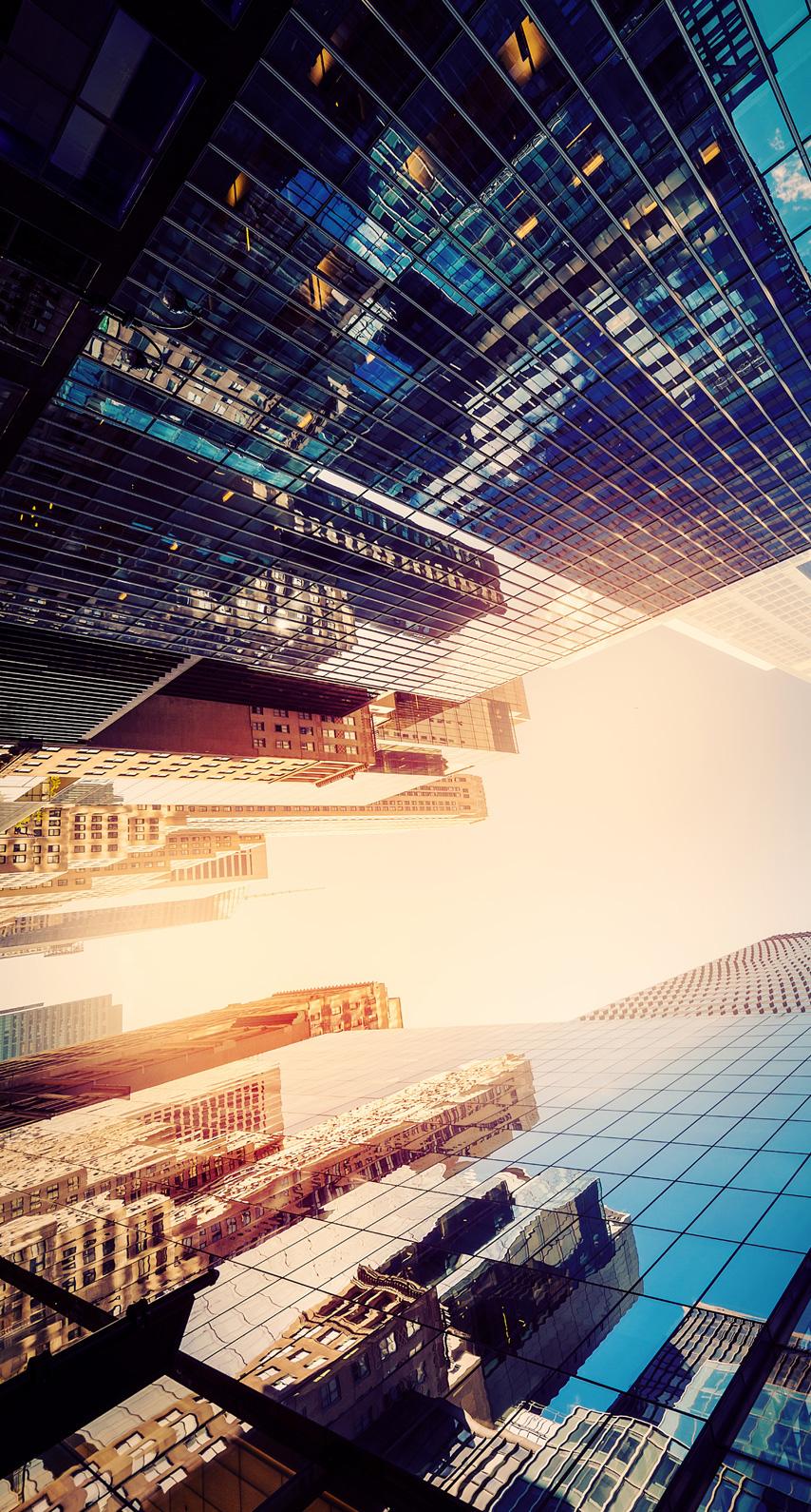 skyscraper, skyline