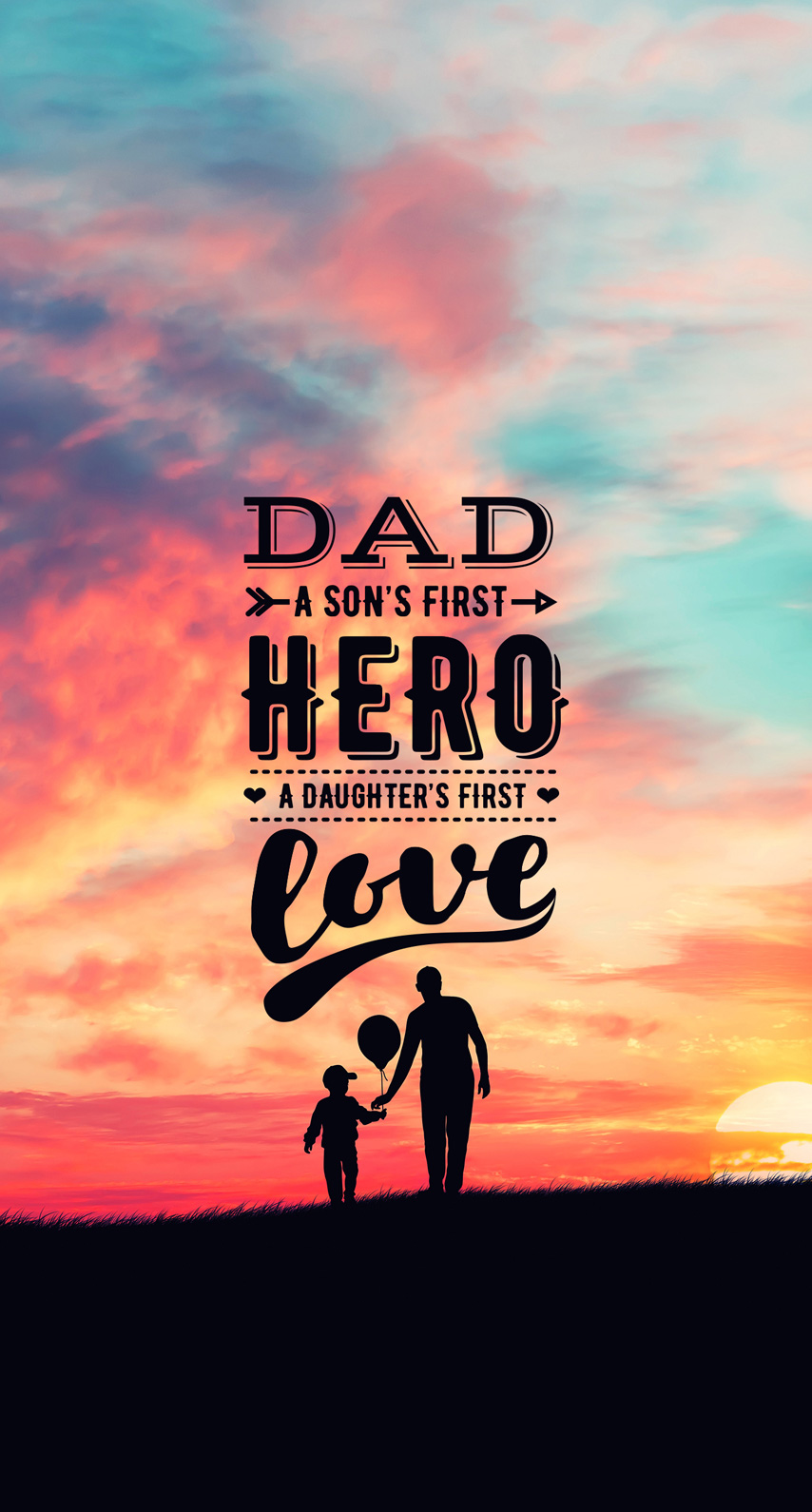 dad, father