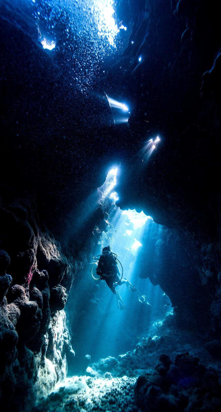 deep, dive