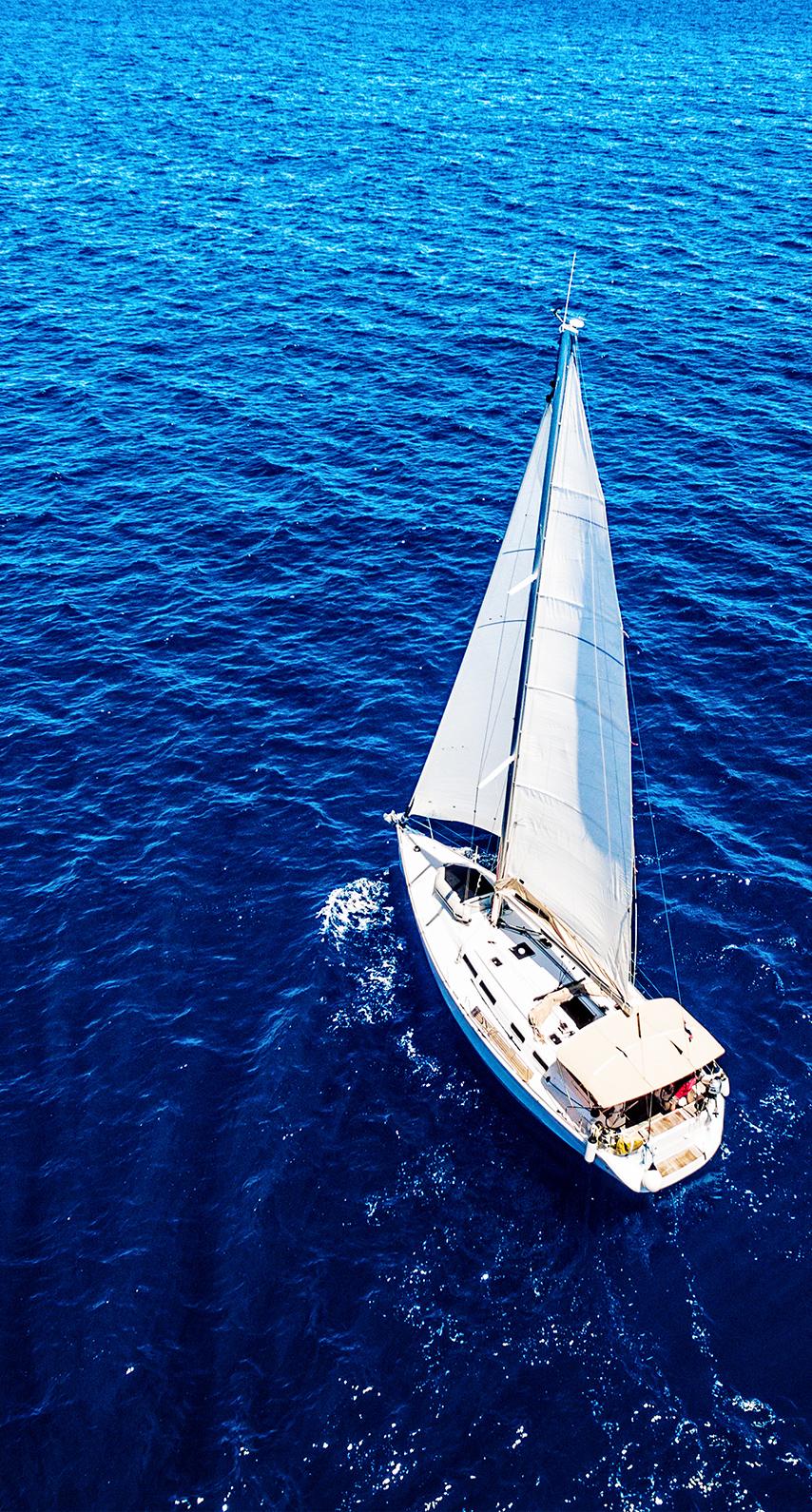 yachting, ship