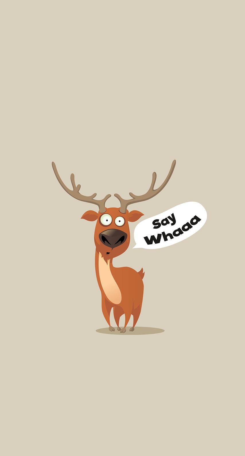 deer, quote