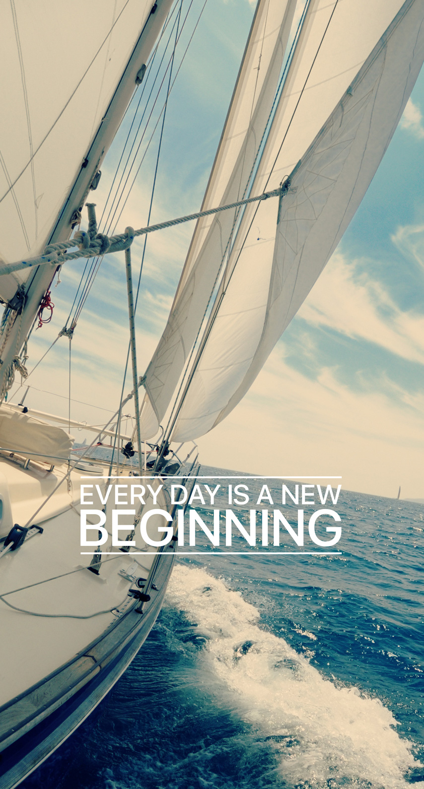 yachting, quote