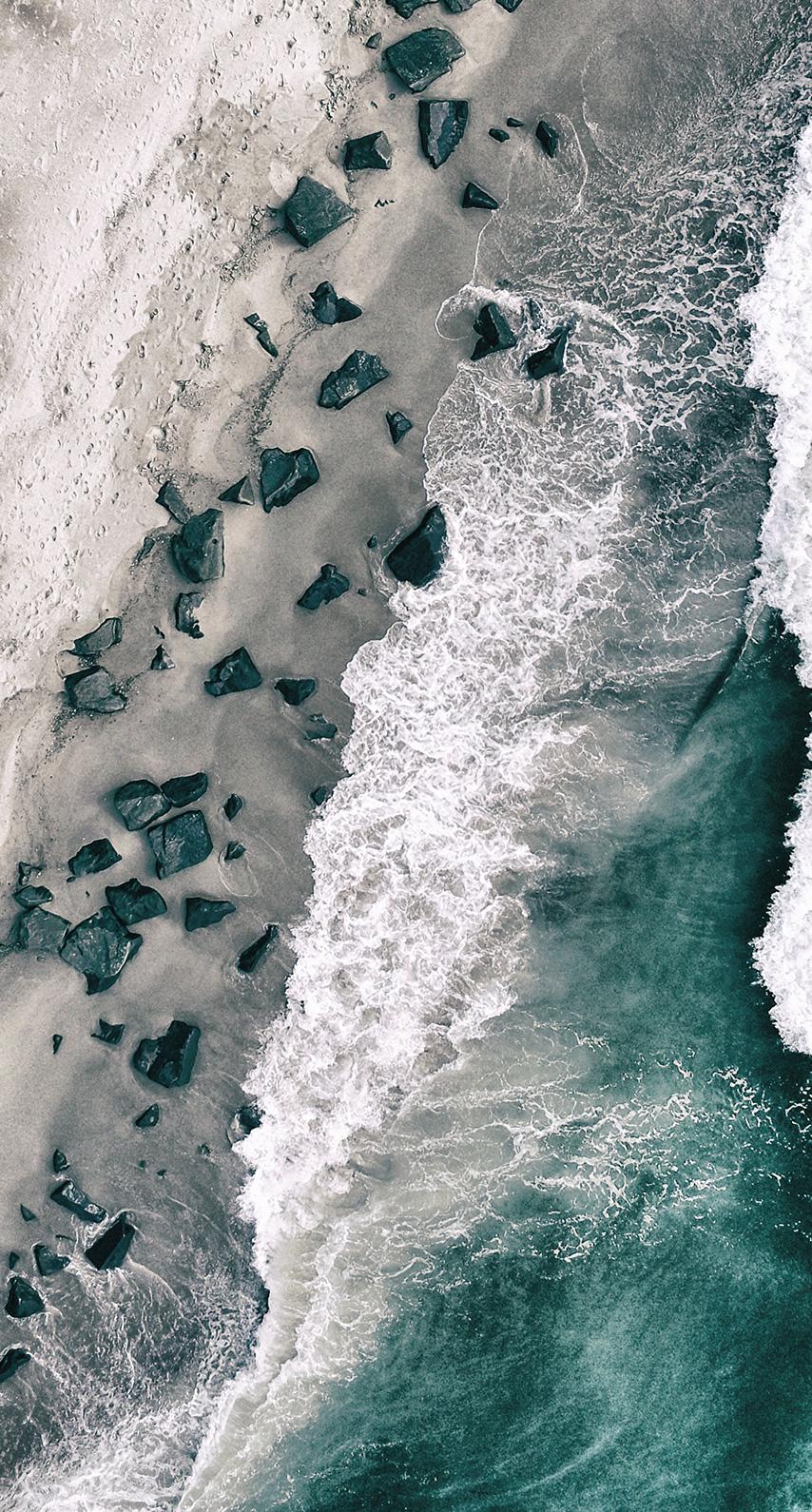 seaside, shore