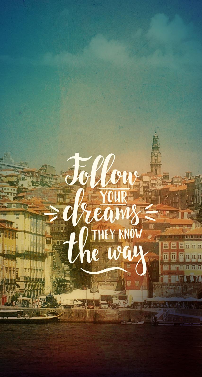 quote, dream