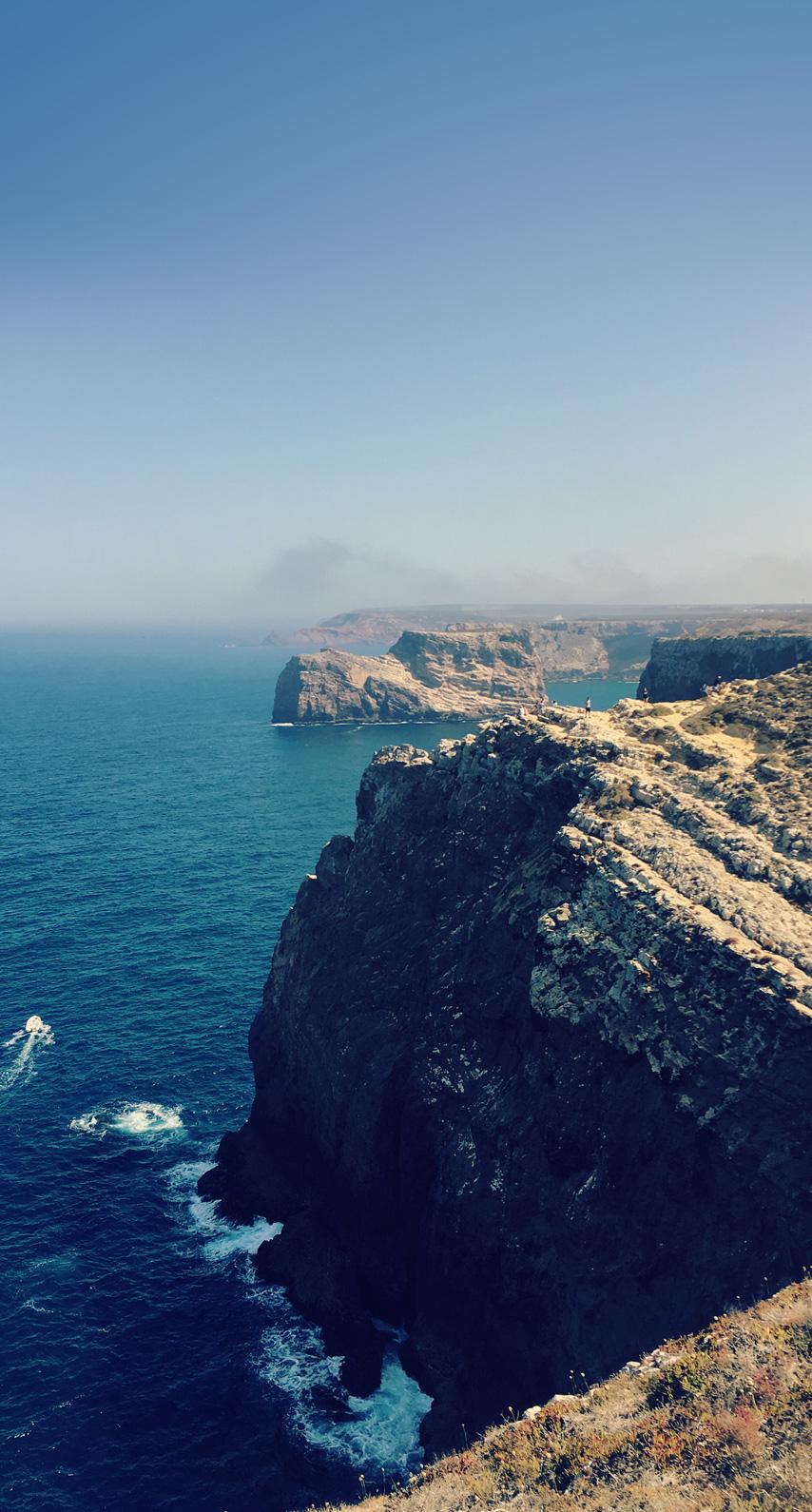 rocks, seaside