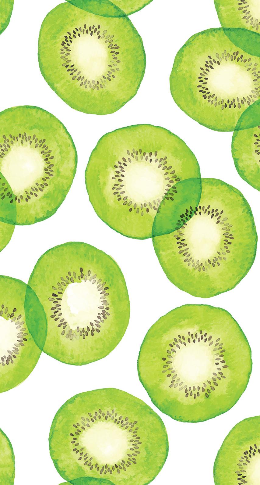 fruit, kiwi