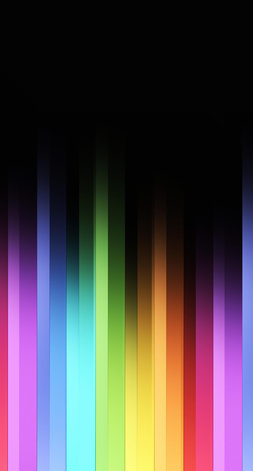 rainbow, bars