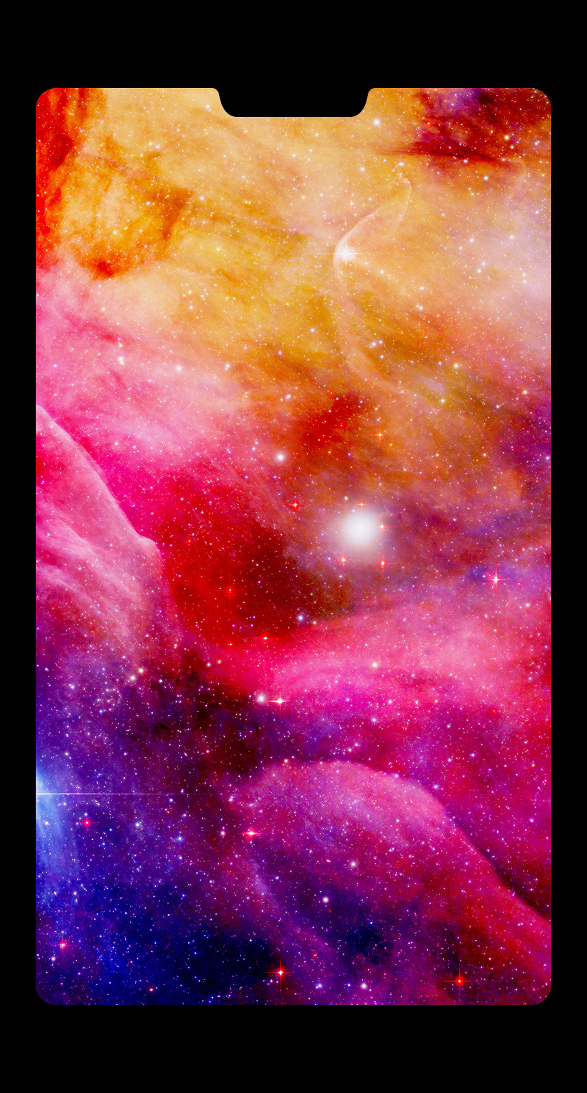 space, stars