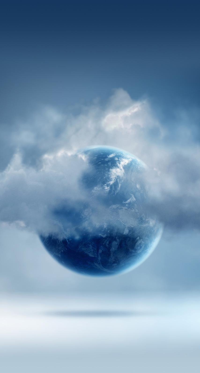 Heaven, cumulus