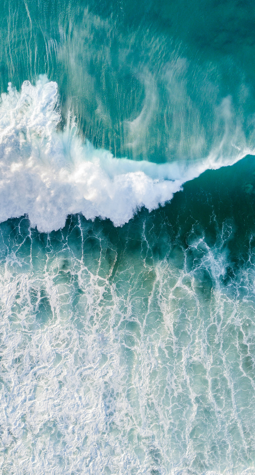turquoise, waves, shore, summer, wave, desktop, no person, fair weather, weather, h2o, surf