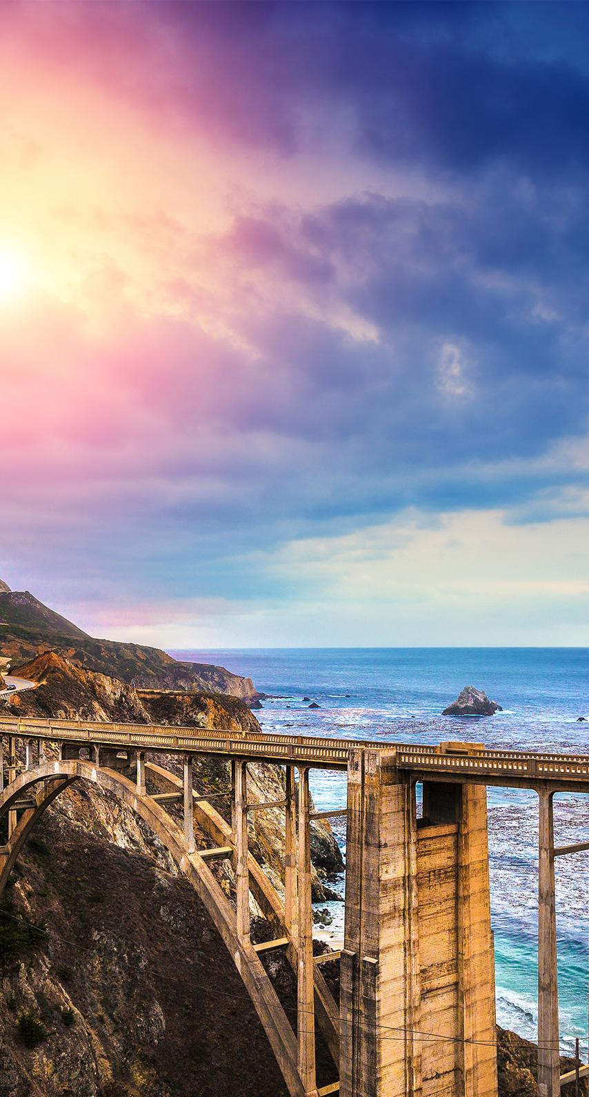 surf, seascape