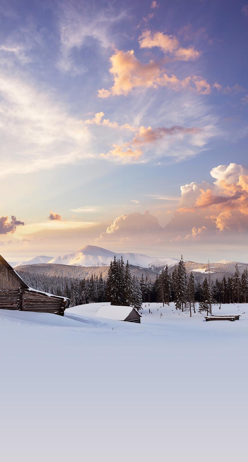 resort, mountain