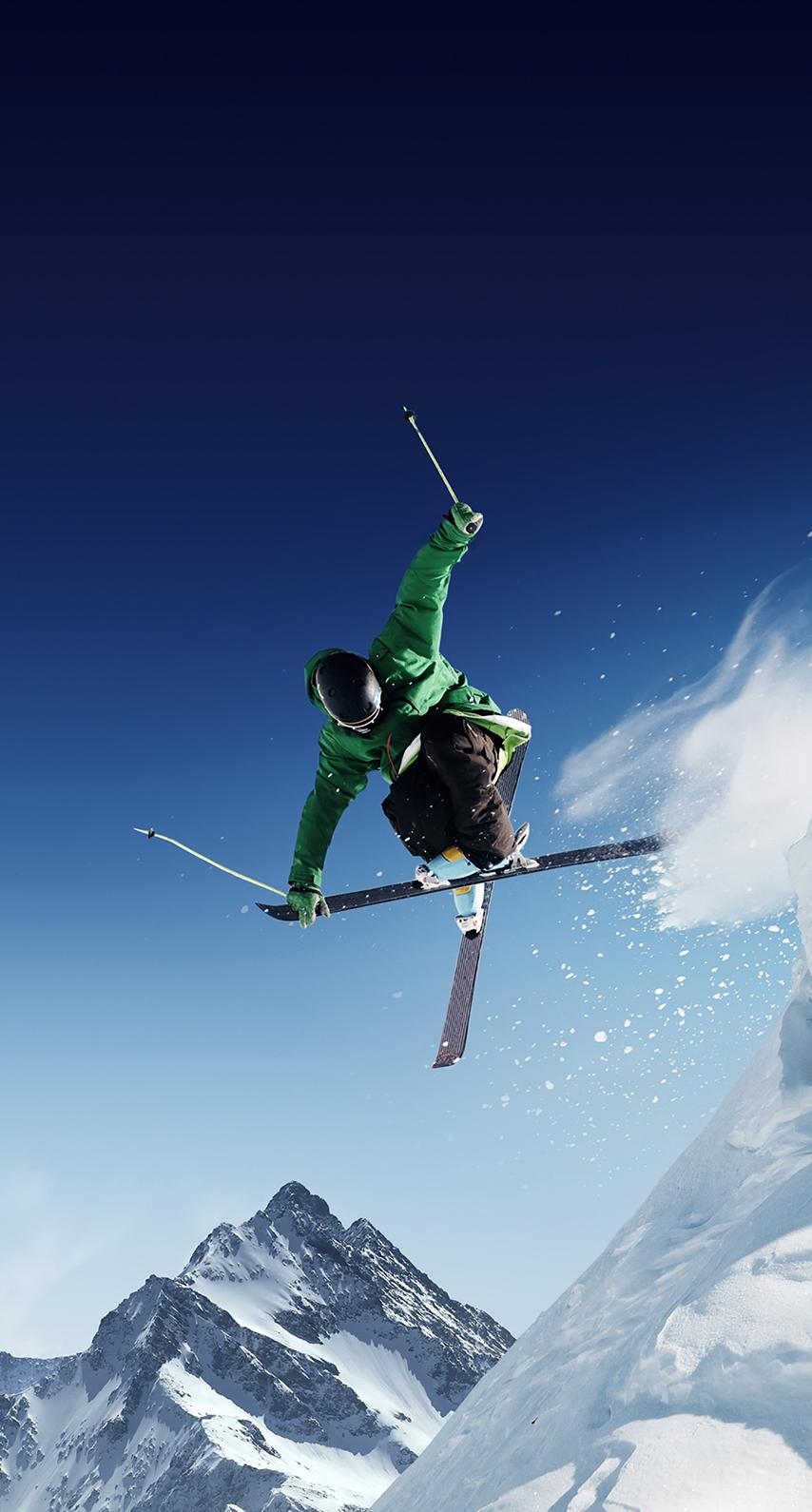 ski, art