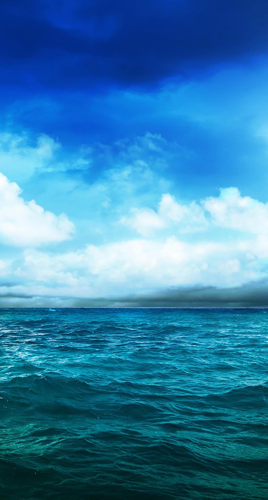 summer, wave