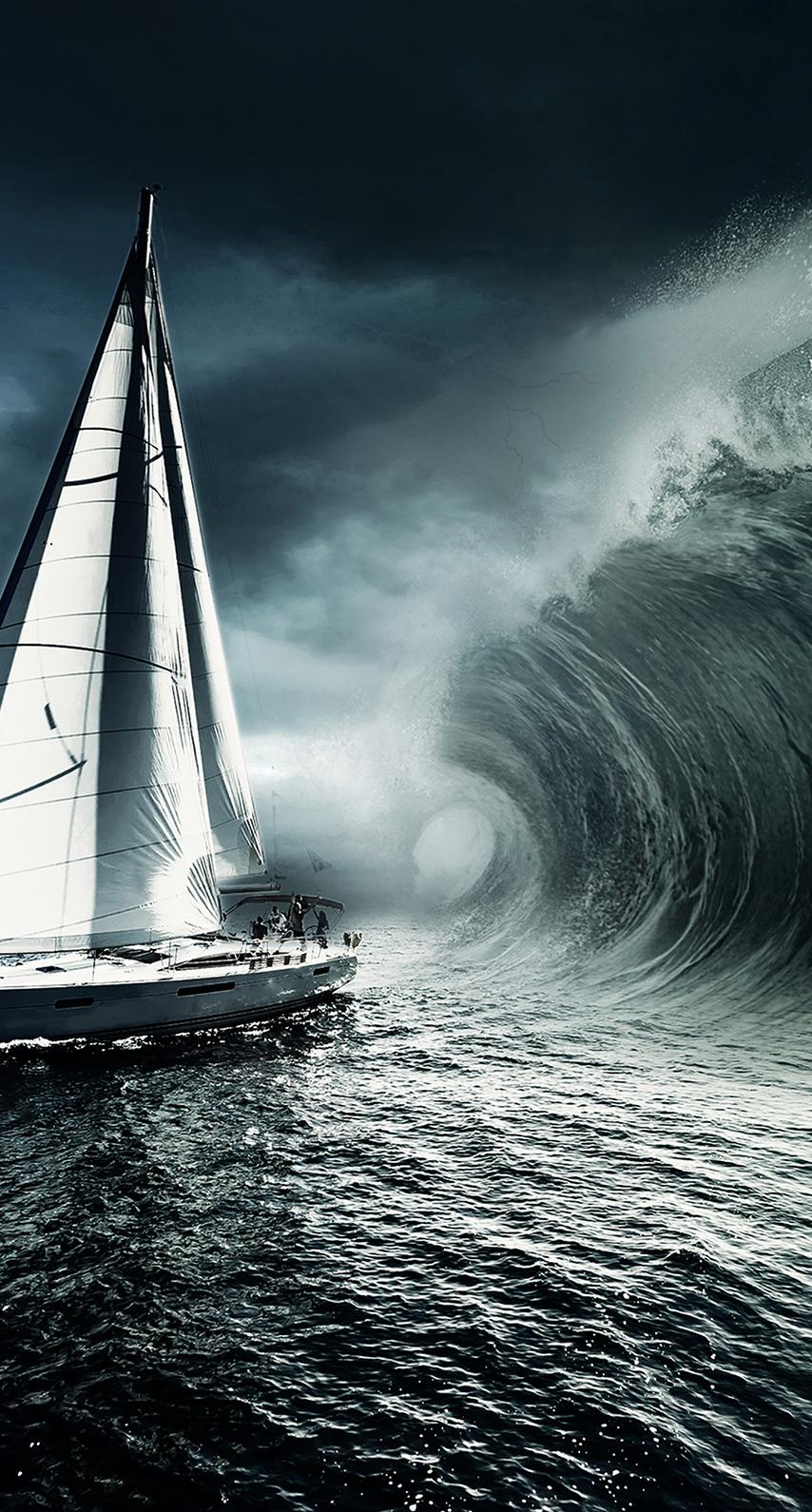 yacht, regatta