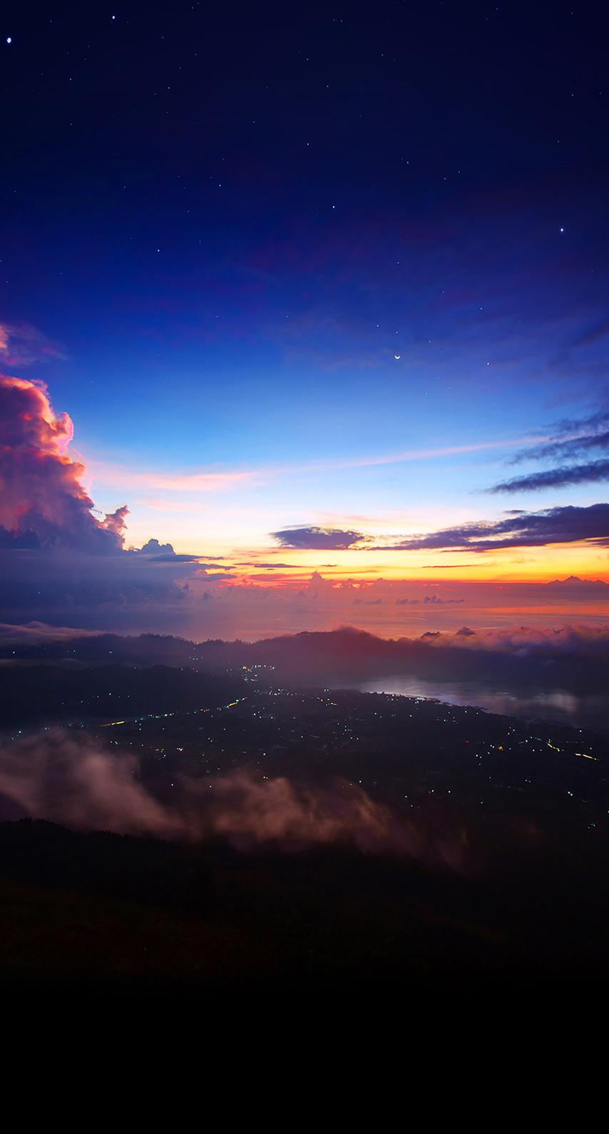 atmosphere, dawn