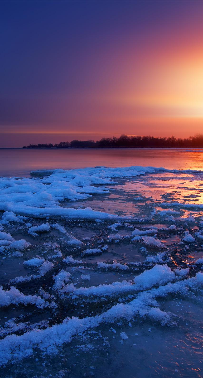 arctic ocean, coast