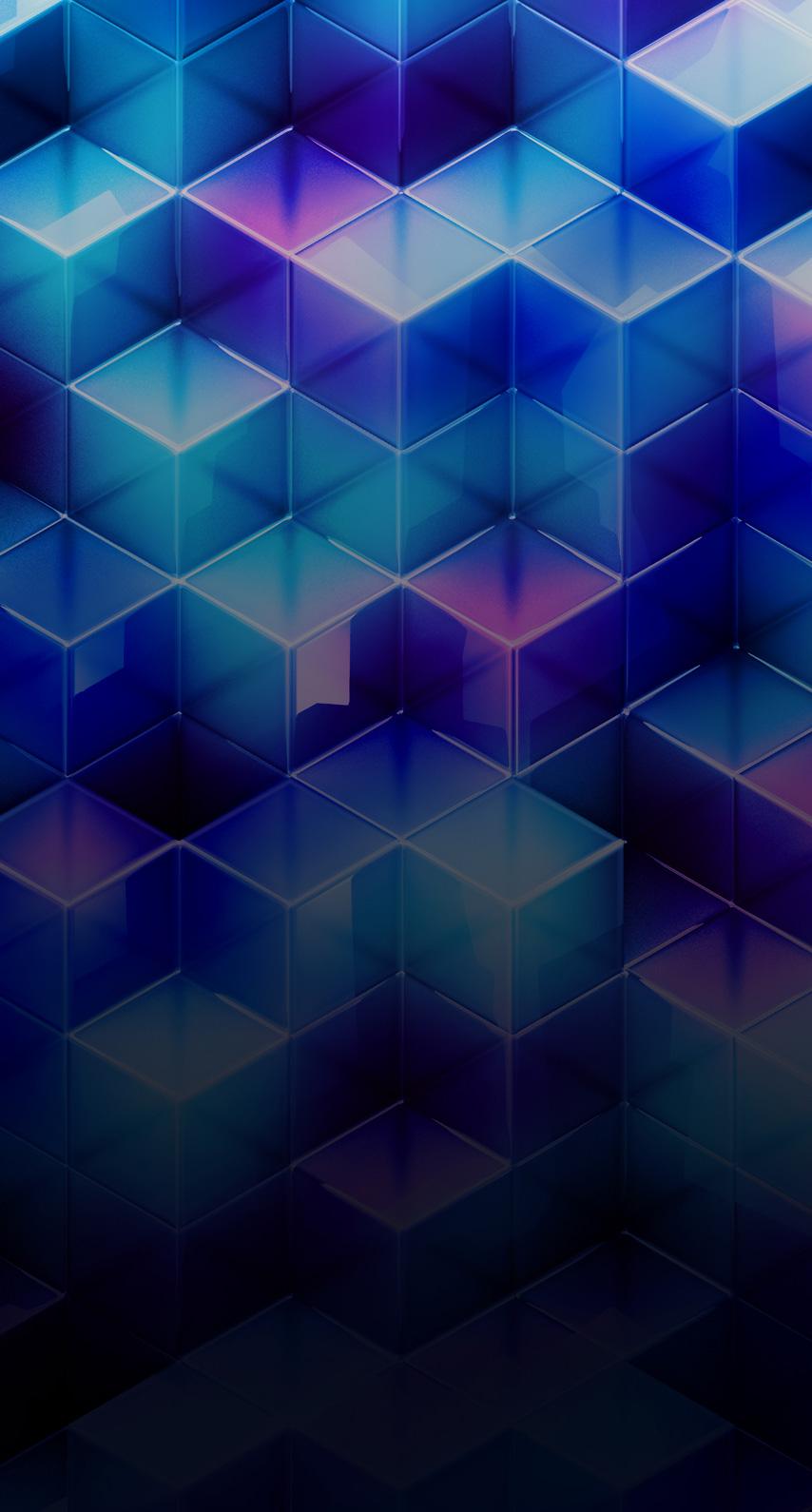 mosaic, triangle