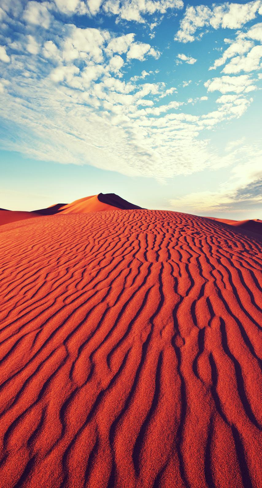 arid, drought